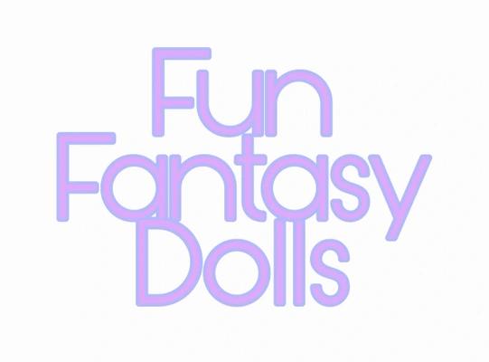 Fun Fantasy Dolls